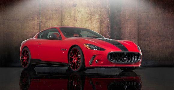 Mansory Custom Maserati Gran Turismo S