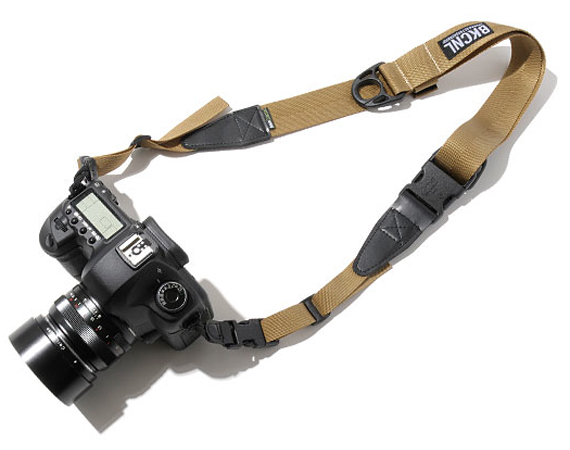 BackChannel x Bullet – Camera Strap