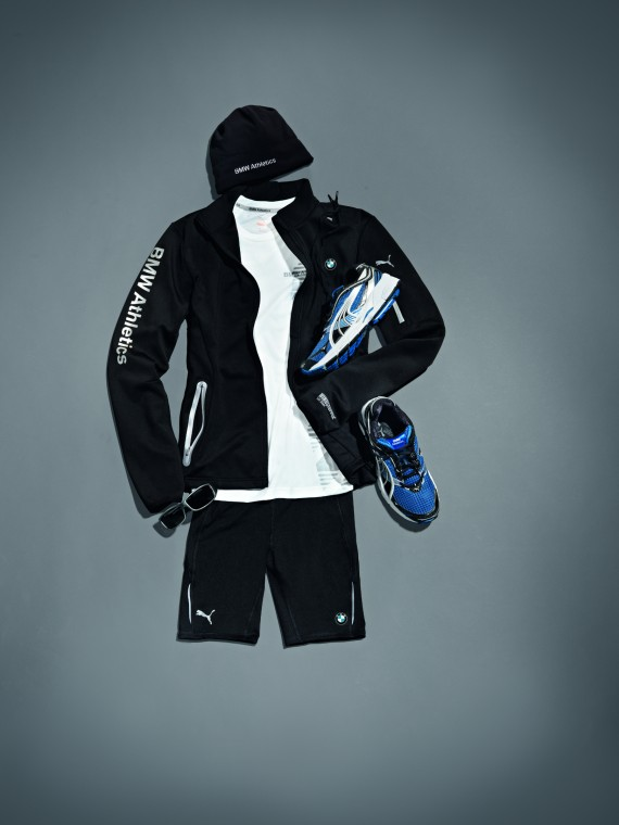 BMW 2012 Athletics Collection