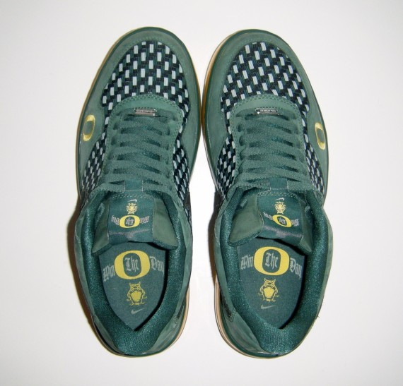 Nike Air Force 25 Low 'Oregon Ducks'
