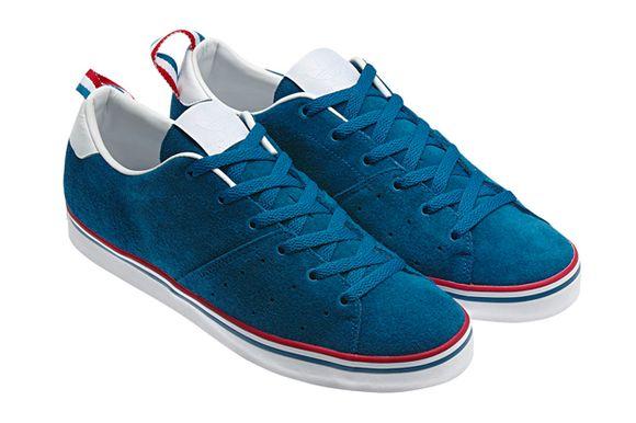 best service 212d8 bab32 adidas Originals 2012 FallWinter Court Savvy Low