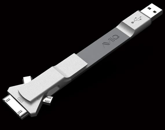 AViiQ Quick Change Universal Dock Adapter
