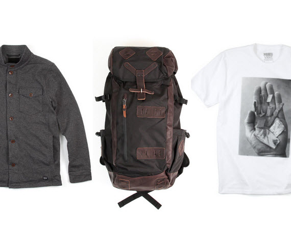 VANS OTW - Fall 2012 Collection