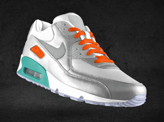 Nike Air Max 90 iD – New Fall 2012 Options