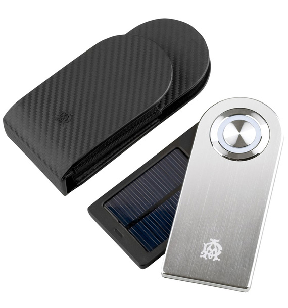 Dunhill - Solar Charger for Mobile Devices