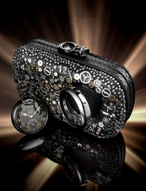 Bamford Watch Department - Corto Moltedo - Watch & Clutch