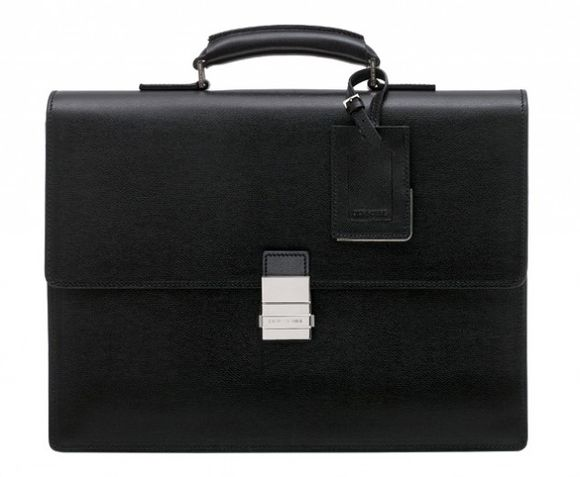 Dior Homme - Metal Corner - Briefcase - Document Holder