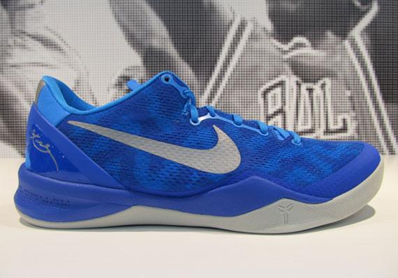 "Nike Kobe 8 ""Blue Glow"""