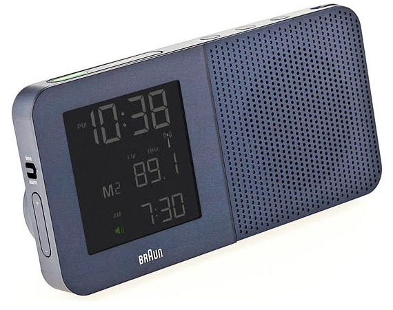 BRAUN - BNC010 Global Radio Clock