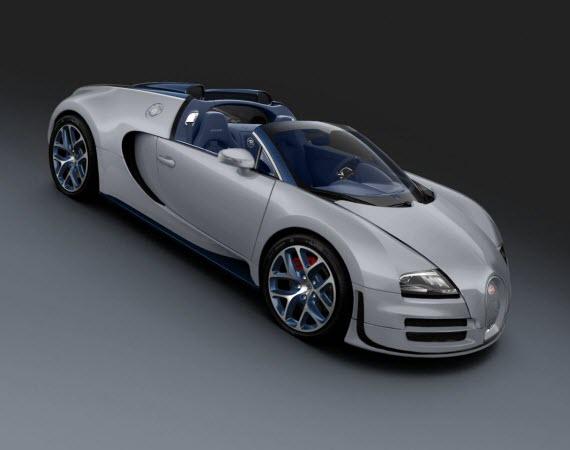 BUGATTI Veyron 16.4 Grand Sport Vitesse - Rafale Special Edition