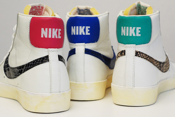 "Nike Air Blazer Mid '77 ""Snakeskin"""