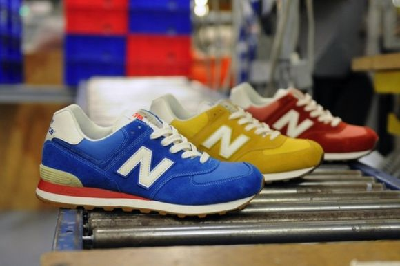 New Balance 574 '70s' Pack - size? Exclusive
