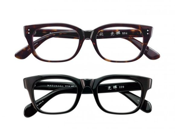 Masunaga Eyewear Spring Summer 2013 Opticals