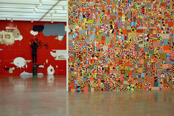 "Barry McGee ""Drawing from the Street"" Exhibition"