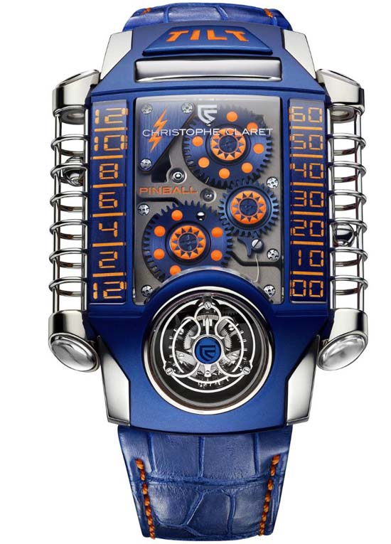 Christophe Claret X-TREM-1 Pinball for Only Watch