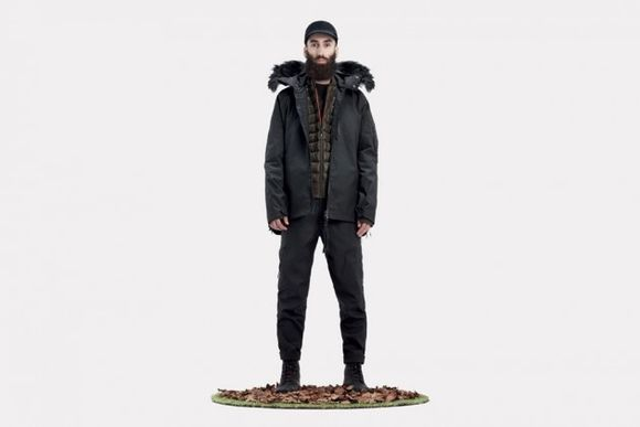 "maharishi Fall/Winter 2013 ""Pacifist Preppers"""