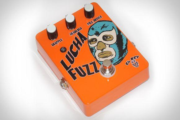 El Rey Effects Guitar Pedals