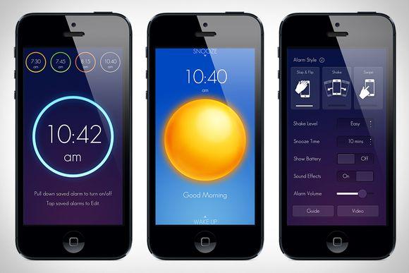 Wake Alarm - iPhone Alarm App