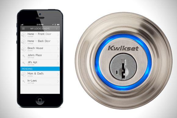 Kevo, the iPhone-Operated Door Lock