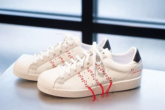 Y's by Yohji Yamamoto x adidas Super Position Sneaker