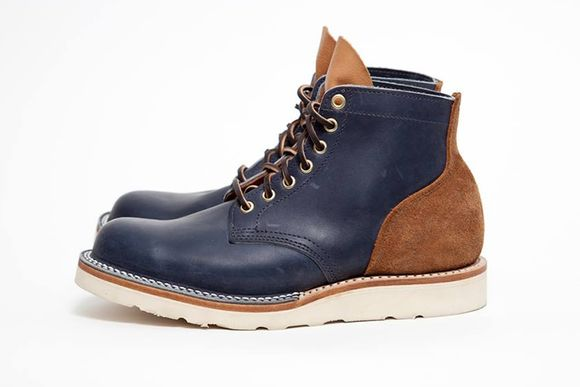 "Viberg for 3Sixteen 1950 ""Johan Special"" Service Boot"