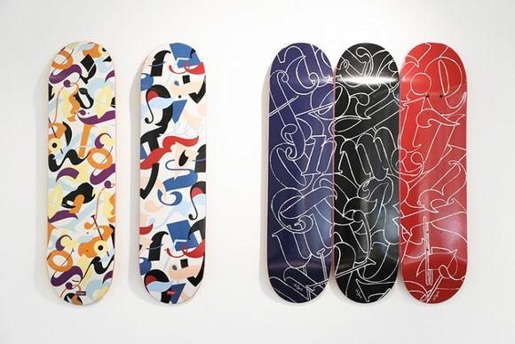 Pieter Ceizer Skate Decks