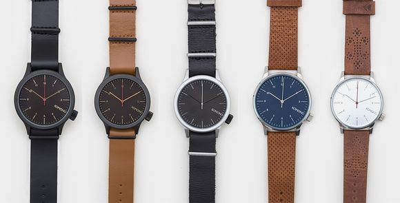Magnus & Winston Komono Watches