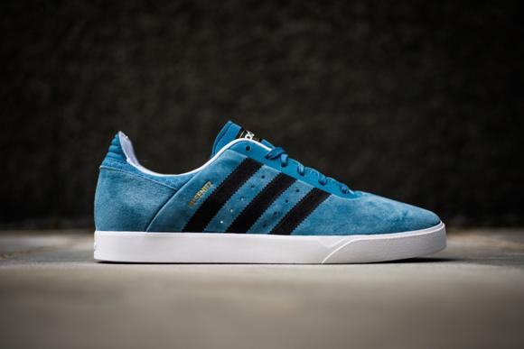 adidas Skateboarding Busenitz ADV Stone Blue
