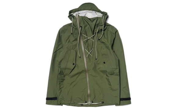 Minotaur Waterproof 3 Layer Deck Parka