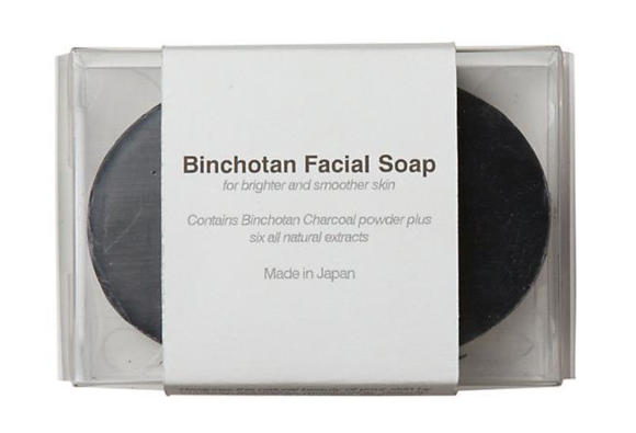 Binchotan Charcoal Facial Bar Soap