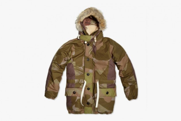 Nigel Cabourn Camo Everest Parka