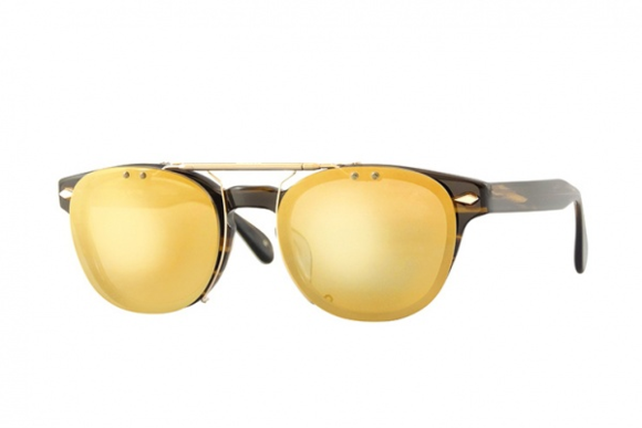 Maison Kitsuné x Oliver Peoples Spring/Summer 2014 Sunglasses Collection