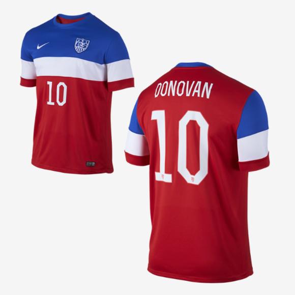 2014 U.S. Stadium (Donovan) Men's Soccer Jersey