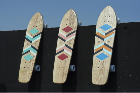 Atypical Myth Capsule Collection Skatedecks