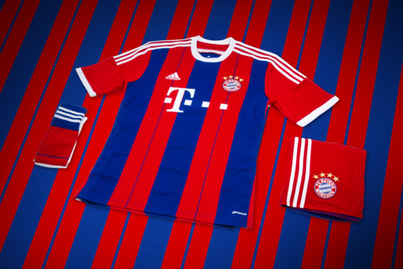 adidas Bayern Munich 2014/15 Kit