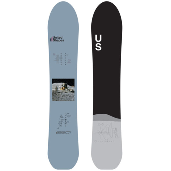 United Shapes Snowboards