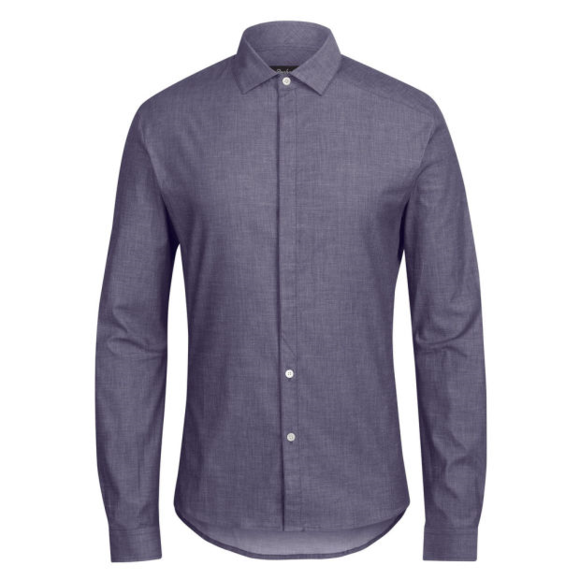 The Cyclist's Chambray - Rapha's Cutter's Shirt