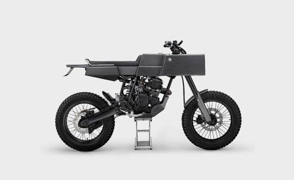 Thrive Yamaha Scorpio
