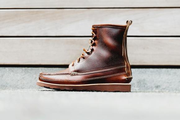 Yuketen's Maine Guide Boots