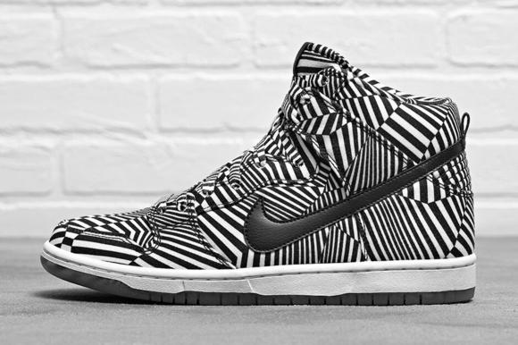 Nike SB Dunk High Dazzle