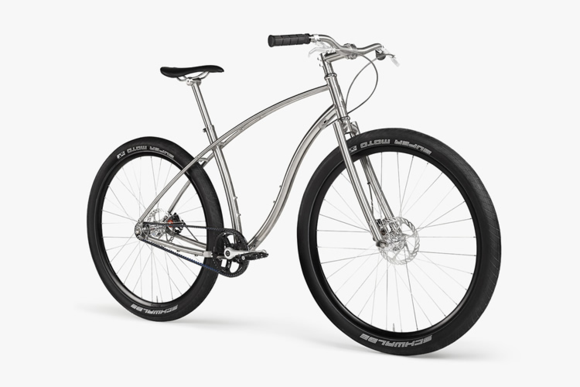 Budnitz Bicycles 2014 Model No. 3