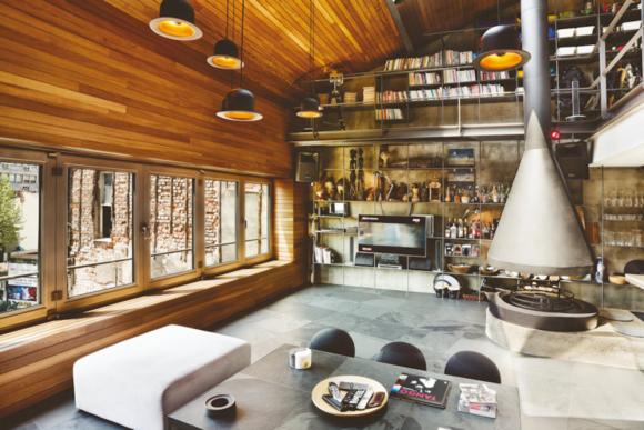Karakoy Loft by Ofist Istanbul