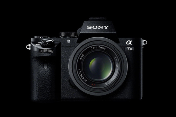 Sony A7 II with 5-Axis Image Stablization