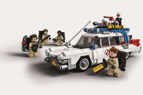 LEGO 'Ghostbusters' Ecto-1 Set