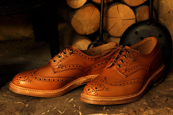 Triads x Tricker's Fall/Winter 2014 Footwear