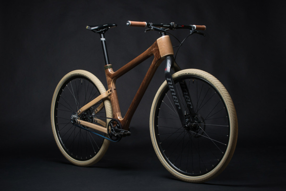 Grainworks AnalogOne.One Wooden Bicycle
