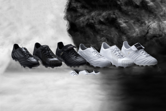 "adidas ""Black and White"" collection"