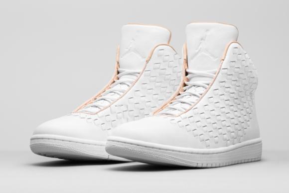 Air Jordan Shine White/Vachetta Tan