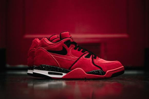 Nike Air Flight '89 Gym Red